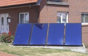 Solar-Kallektoren